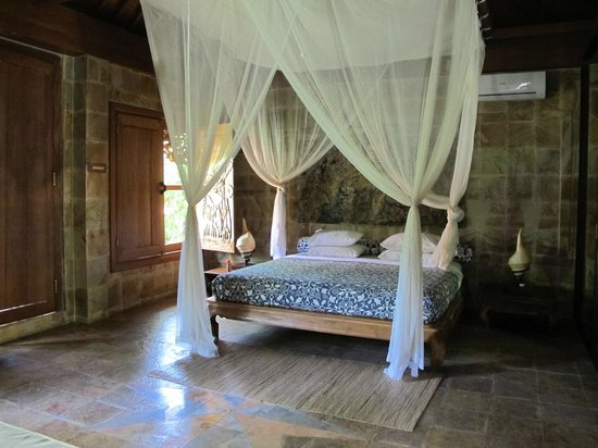 Villa Dermawan : Our bedroom