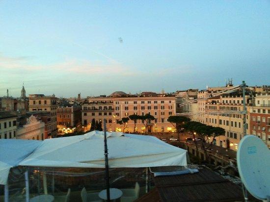 Relais Badoer: Terrazzo