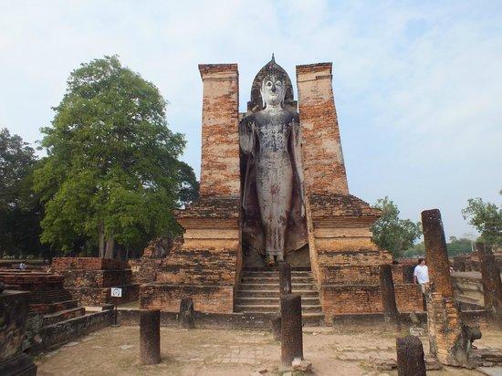 Wat Mahathat: boudha