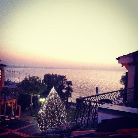 B&B Le Reve : View of lake garda!