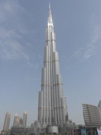 Sheraton Jumeirah Beach Resort: Burj Khalifa
