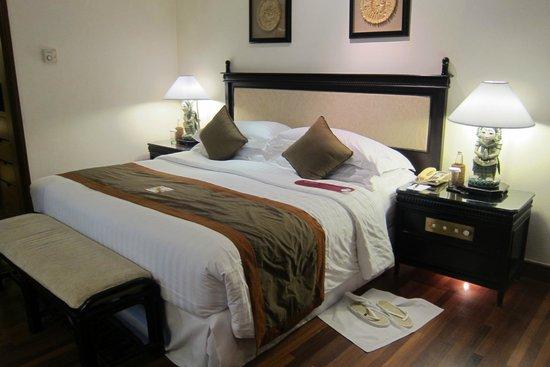 INTERCONTINENTAL Bali Resort: ohhhh the roooom