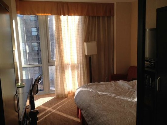 Courtyard New York Manhattan/SoHo : camera