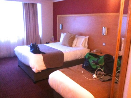 Sligo Park Hotel: room