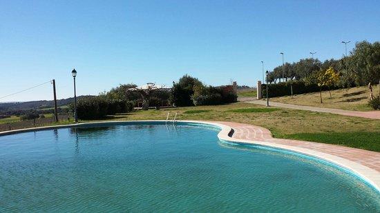 Villa D'andrea: Piscina