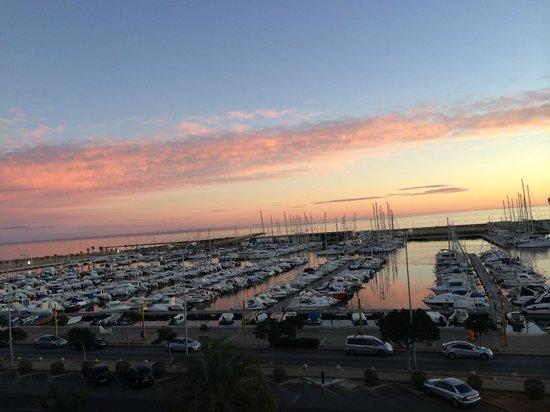 La Posada del Mar: Le 14/02/2014 au matin !