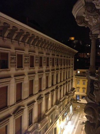 Palace Suite: Vista dall'appartamento