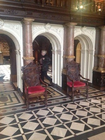 Crewe Hall: Inside the halls