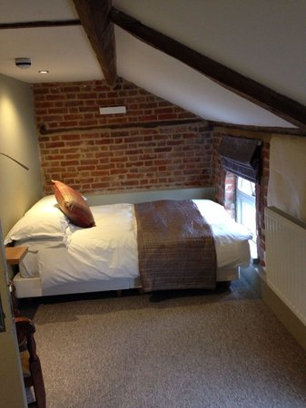 The Ingham Swan: The loft room 3