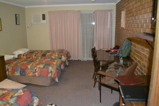 Cardigan Lodge Motel : Motel room