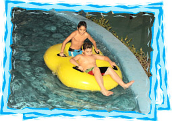 Murjan Splash Park : Lazy River