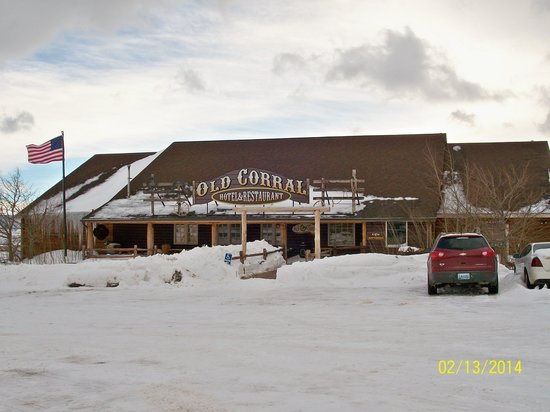 Old Corral Hotel : Old Corral