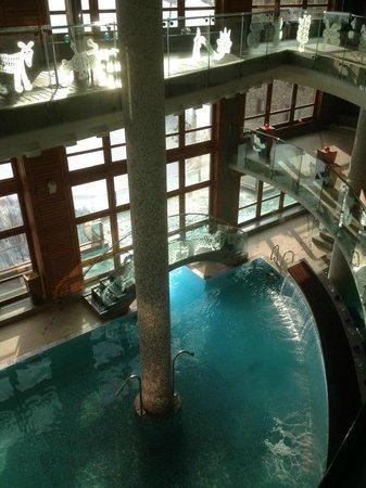 Sport Hotel Village: СПА