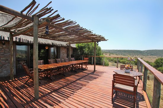 Woodbury Tented Camp, Amakhala Game Reserve