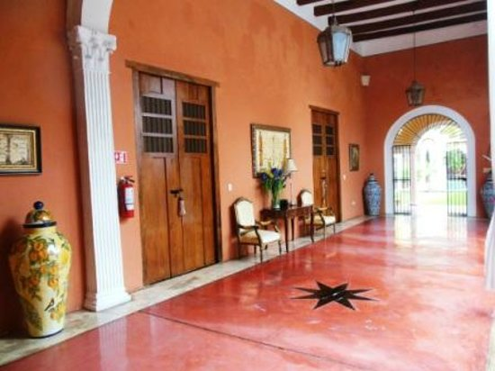Hotel Hacienda Merida: VIP-Bereich