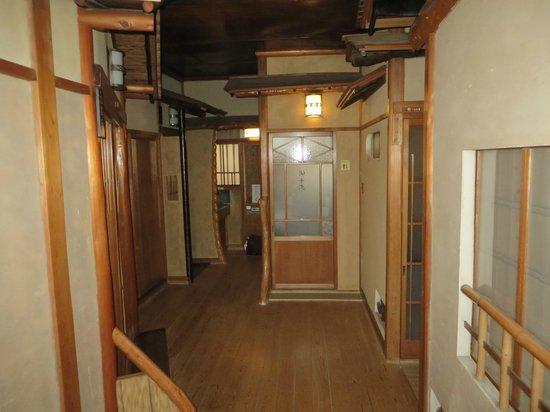 K's House Ito Onsen: Hallway