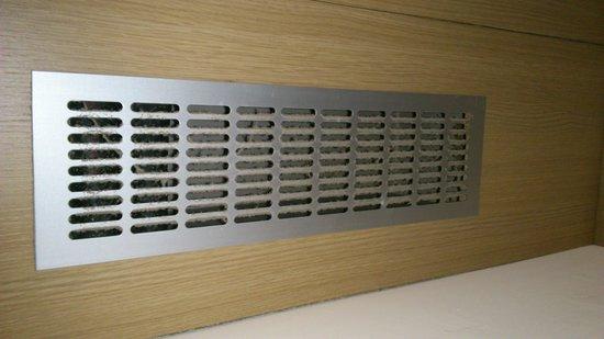 Hotel First : bocchette aria polverose