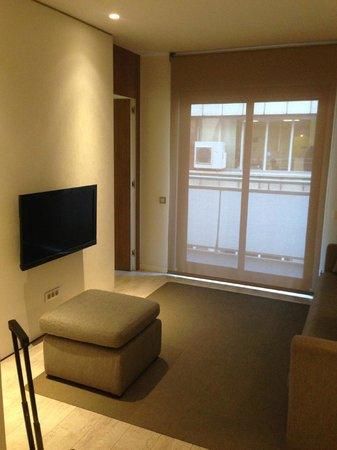 Eric Vökel Boutique Apartments - BCN Suites: Living Area