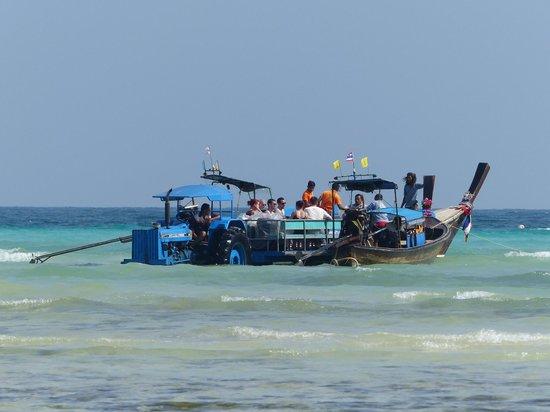 Phi Phi Island Village Beach Resort: Anreise / Abreise