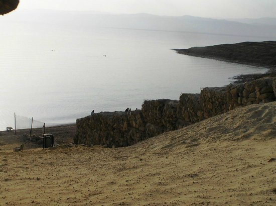 Holiday Inn Resort Dead Sea: la spiaggia sul Mar Morto