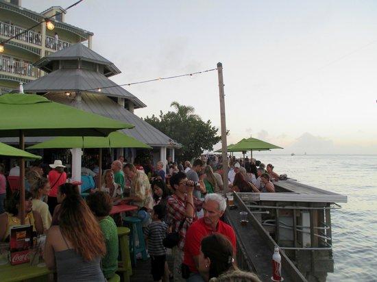 Sunset Pier : The Pier
