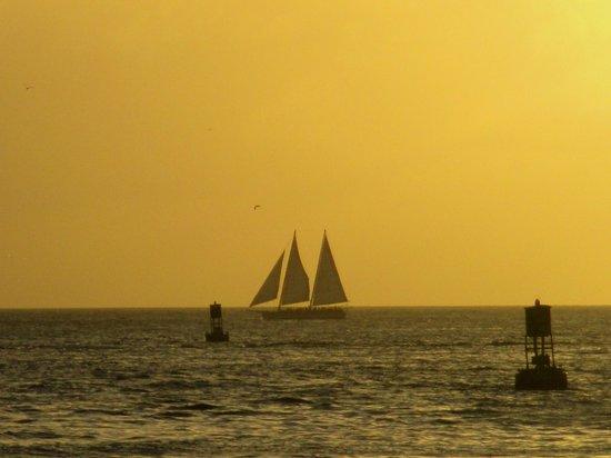 Sunset Pier : Sunset View