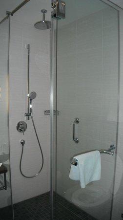 Radisson Hotel Kaliningrad: Bathroom