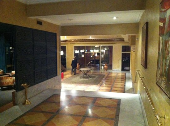 Hotel Amine : Lobby
