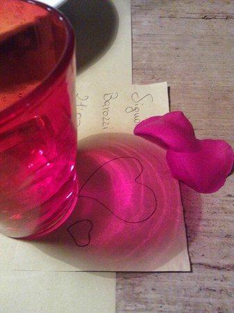 Osteria Alla Staffa: Accoglienza in rosa