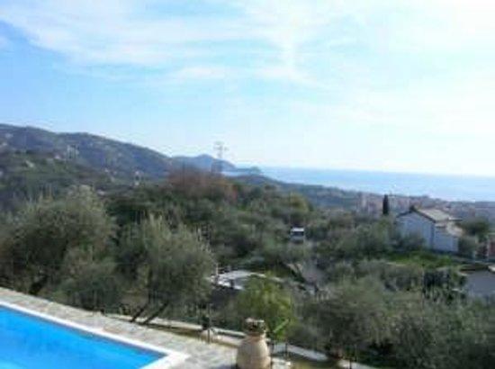 Le Querce sul Mare: Panorama