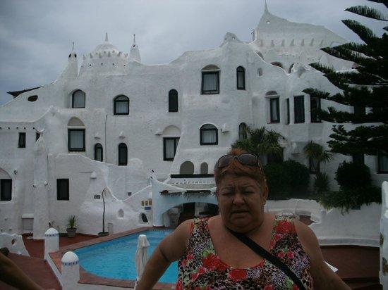 Club Hotel Casapueblo : absolutamente maravilhoso