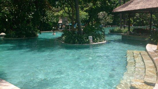 Novotel Bali Nusa Dua Hotel & Residences: the beautiful pool