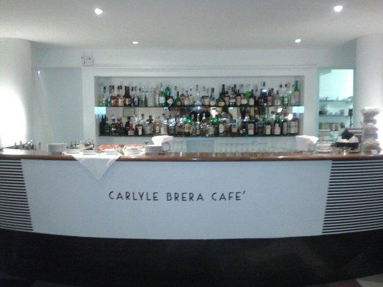 Carlyle Brera Hotel: il bar