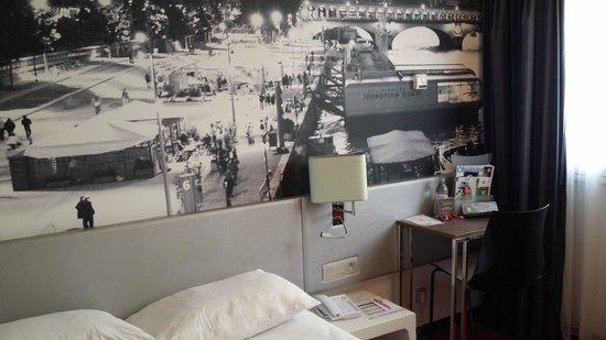 Hotel ibis Styles Paris Tolbiac Bibliotheque: camera matrimoniale
