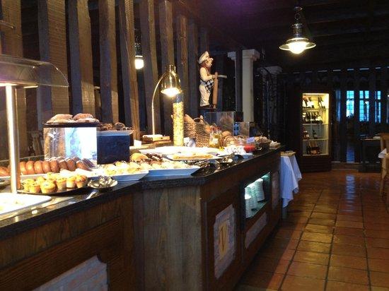 Vincci Selección Rumaykiyya: Buffet de desayuno