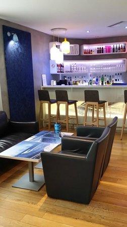 Hotel ibis Styles Paris Tolbiac Bibliotheque: hall/angolo bar