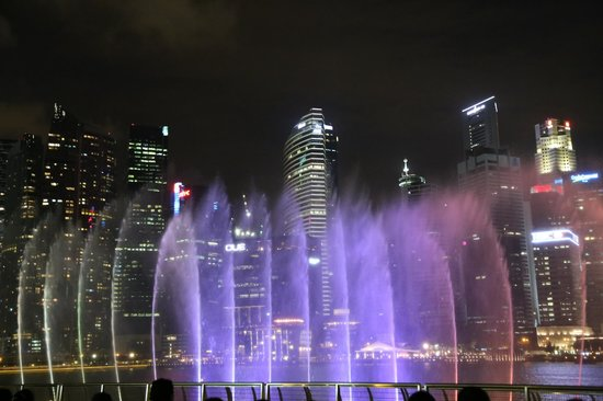 Spectra- A Light And Water Show: Fountain
