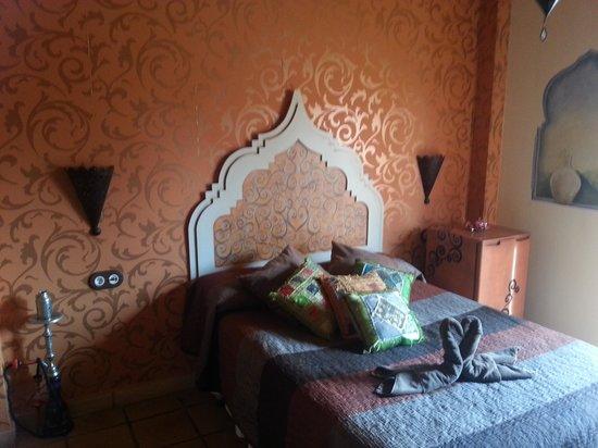 Posada la Leyenda: Habitacion marruecos