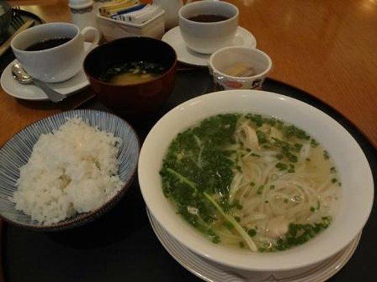 Hotel Nikko Hanoi: 朝食