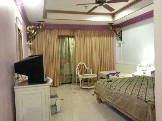 Aonang Ayodhaya Beach Resort: Pool access room