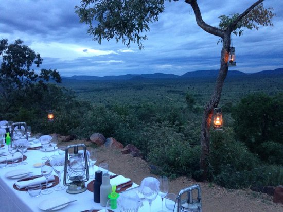 Morukuru Family Madikwe : Ed's View (paradijs op aarde)
