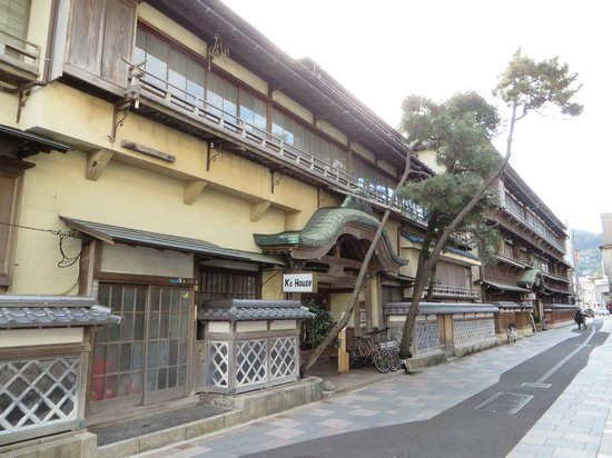 K's House Ito Onsen: Outside