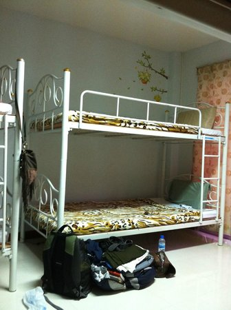 DD Guest House & Backpacker: dorm