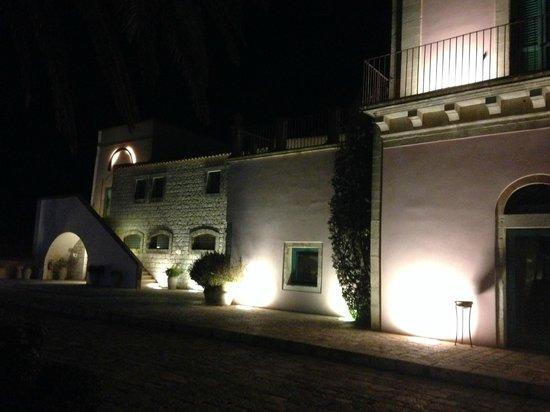 Hotel Poggio del Sole Resort: Corte interna