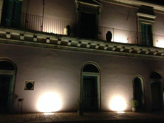 Hotel Poggio del Sole Resort: Vista notturna