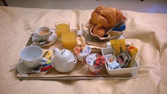 Ca' Bonvicini : Super colazione...ogni richiesta viene soddisfatta