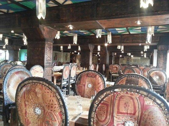 Hotel Xaluca Dades: Restorant
