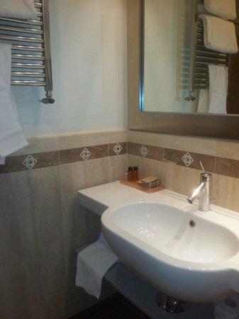 Grand Hotel Cavour: bagno