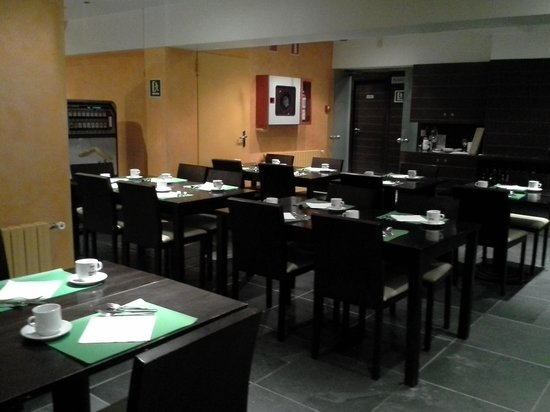 Hotel Arka: meal room