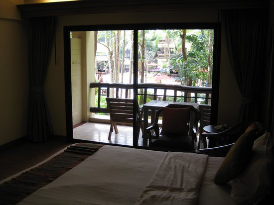 Vogue Resort & Spa Ao Nang : 3204 balcony